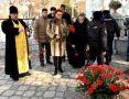 В Евпатории почтили память бойца «Беркута» Андрея Федюкина