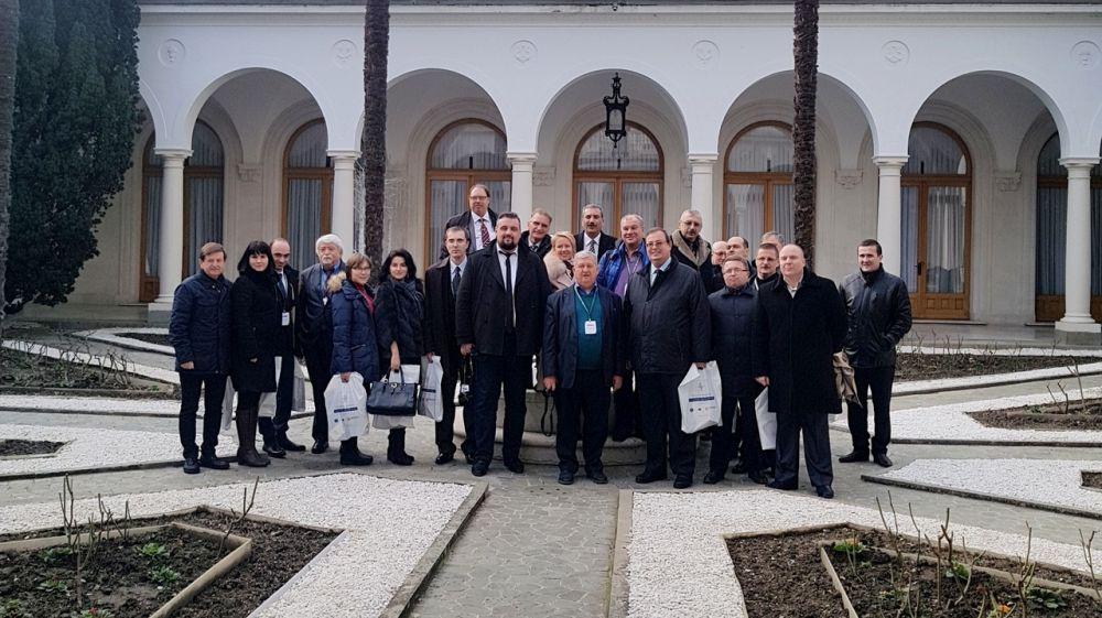 В Ливадийском дворце-музее прошла ежегодная научная конференция «Ялта 1945: уроки истории»