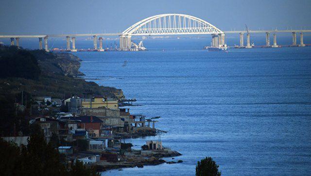 На Украине в очередной раз рассказали, почему упадет Крымский мост