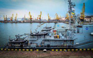 На следующей неделе в порт Одессы зайдут корабли НАТО