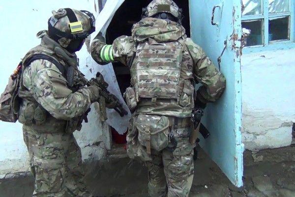 В Дагестане силовики уничтожили террориста