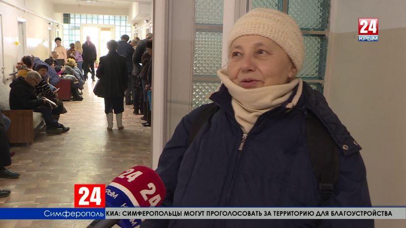 Медицинские учреждения Крыма переходят на систему электронной очереди