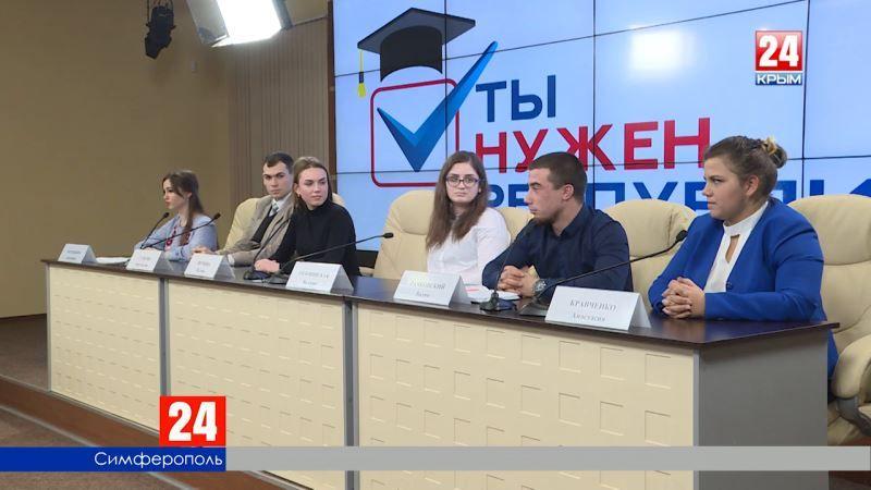 Дебаты участников деловой игры «Ты нужен Республике»: «Мы готовы работать в команде»