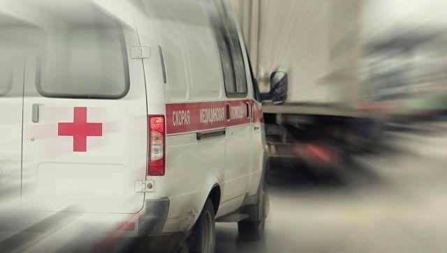 Возле вокзала в Симферополе иномарка переехала пешехода