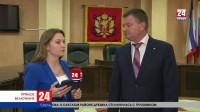 С чего начнутся перемены в Керчи? Прямое включение корреспондента «Крым 24» Анны Ничуговской
