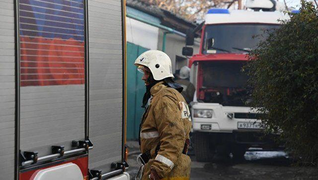 Смерть в огне: на пожаре в крымском селе найден погибший