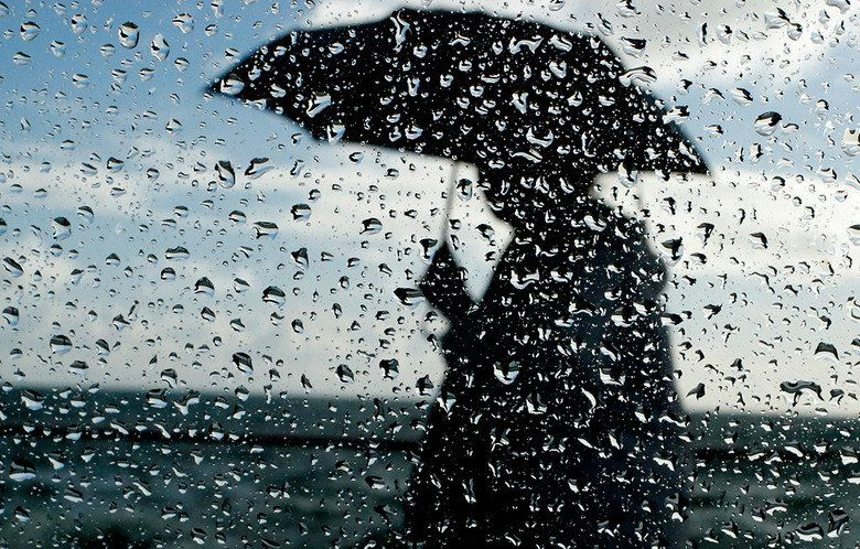 Завтра в Симферополе сильный дождь и до +6°