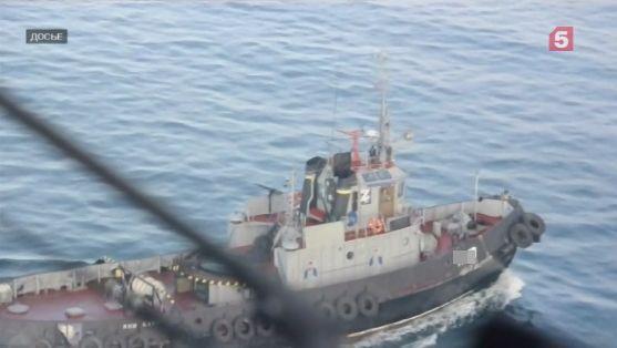 Украина стягивает военные корабли к Чёрному морю