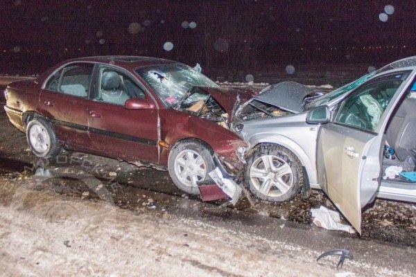 ЧП в Севастополе: водитель «Opel» заснул за рулем