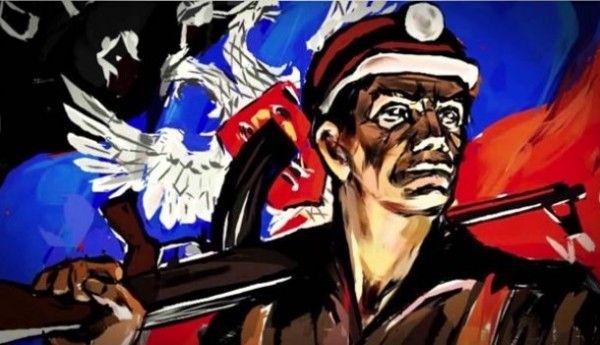 Поздравление ушедшим героям Донбасса от оставшихся