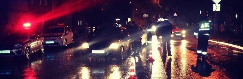 Всю ночь в Симферополе ловили пьяных водителей, , ВИДЕО