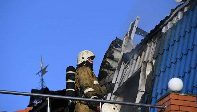 На счету 21 жизнь: за неделю бойцы МЧС Крыма 80 раз выезжали на пожары и ДТП