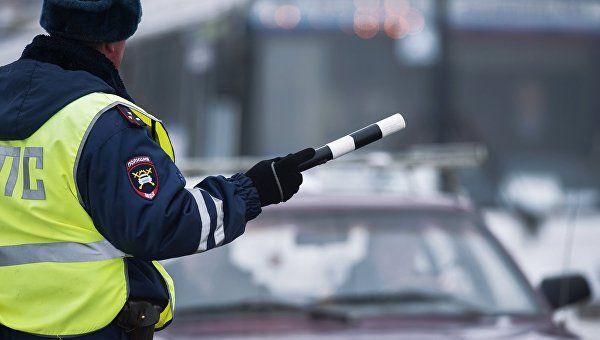 В Крыму пьяный водитель попытался подкупить за 15 тысяч сотрудника ДПС