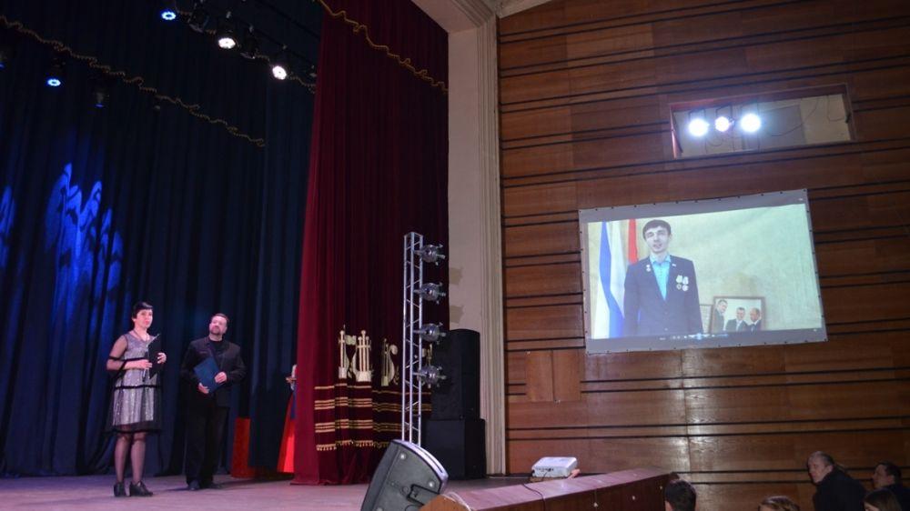 При поддержке Минкульта Крыма стартовал цикл мероприятий «Пять лет Весны по московскому времени!»