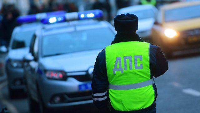 Полицейские подрались с чиновниками из Крыма в Ростовской области