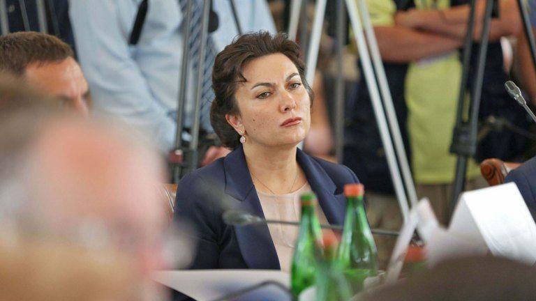 Арина Новосельская приняла участие в заседании рабочей группы по подготовке юбилейного Международного Ливадийского форума