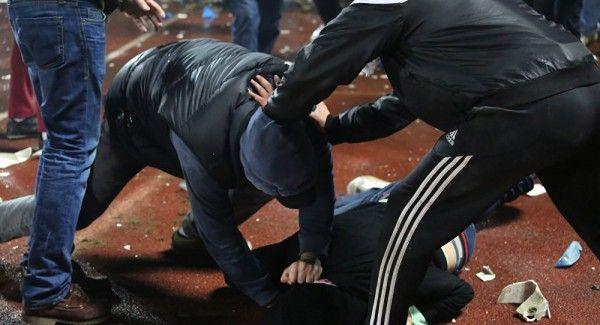 Как крымчане бьют друг друга