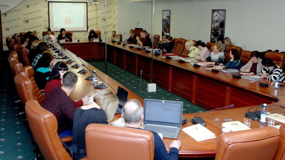В Евпатории состоялся Республиканский семинар для специалистов отрасли культуры