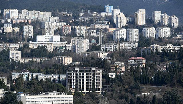 """В Ялте возьмутся за """"украинские"""" долги арендаторов земли"""