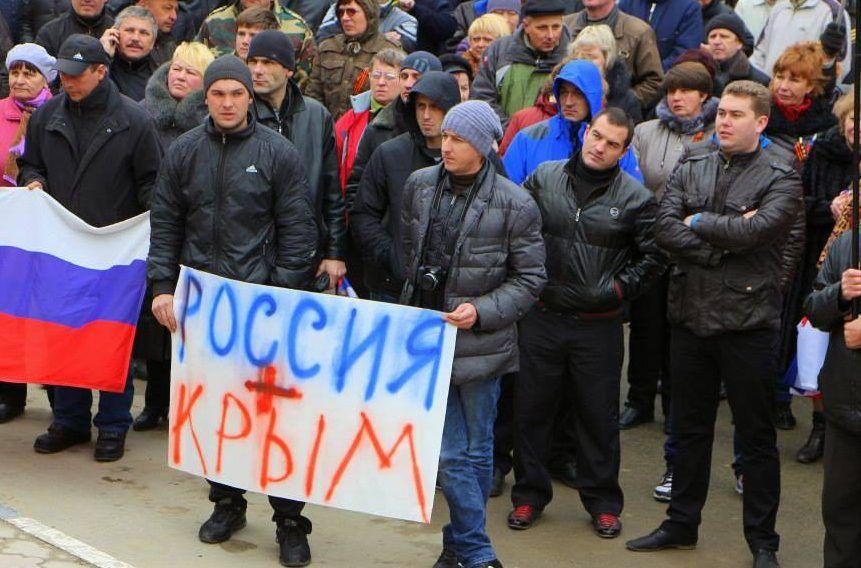 ВСУ отказались выполнять приказ «стрелять на поражение» по участникам «Крымской весны»