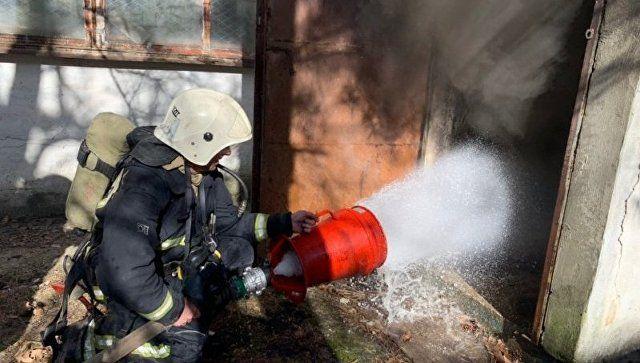 Смерть и травмы от огня: в Крыму за неделю произошло 36 пожаров
