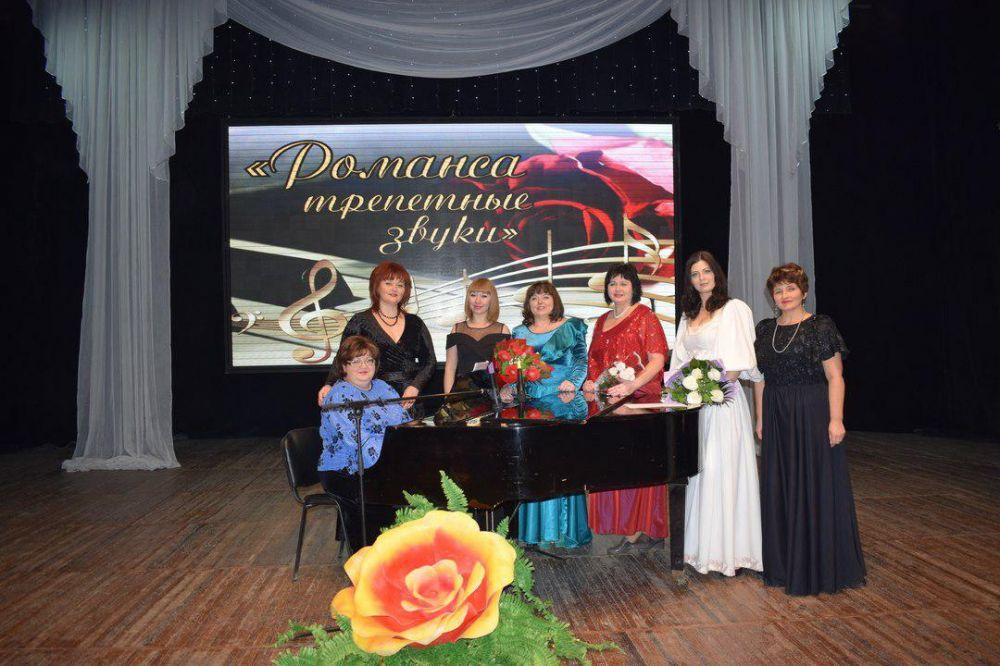 Районный фестиваль «Романса трепетные звуки» состоялся в Сакском районе
