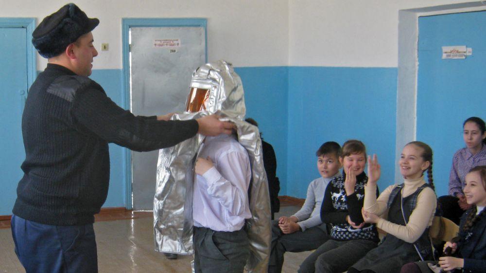Сергей Шахов: Во Всемирный день гражданской обороны было проведено множество обучающих уроков, способствующих повышению уровня культуры безопасности
