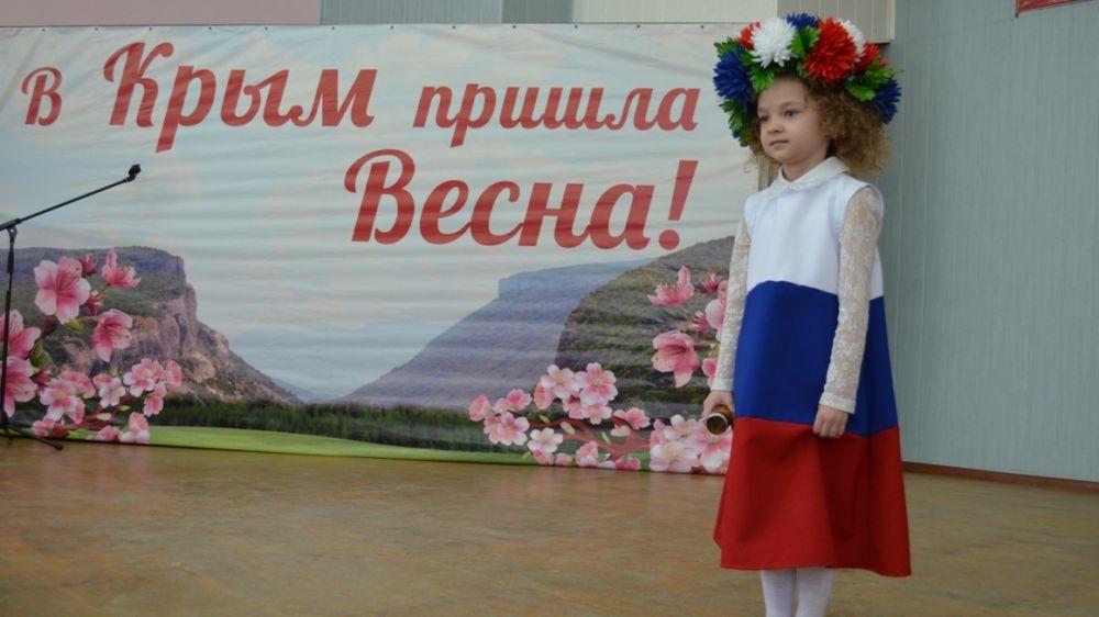 В Алуште, Ялте, Красноперекопске, Армянске и Бахчисарае состоялся цикл мероприятий «Пять лет Весны по московскому времени!»