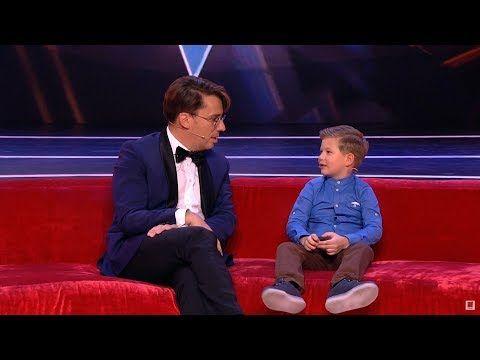 Четырехлетний евпаториец стал звездой шоу «Первого канала»