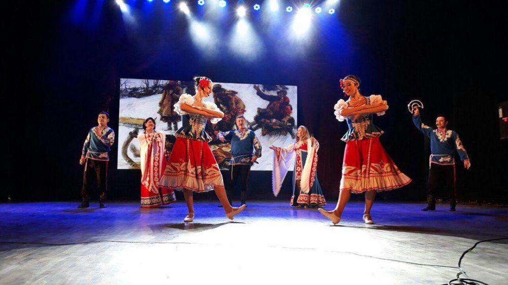 Впервые в Калькутте представлена концертная программа коллектива из Крыма