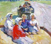 Выставка картин «Женский образ» откроется в Ялте