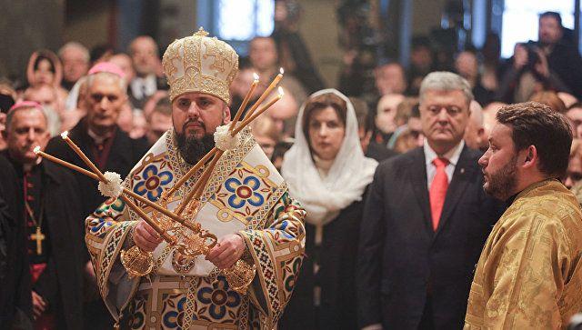 """""""Помочь досадить России"""": религиовед о """"новой церкви"""" Украины"""