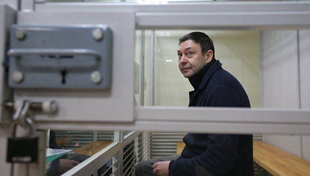 На Украине дело Вышинского направили в суд