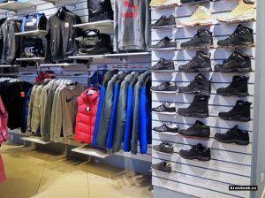 В Симферополе мужчина украл из магазина спортивную одежду