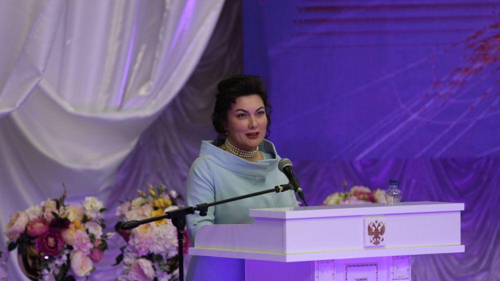 Заголовок Арина Новосельская: Культура является одним из приоритетных и стратегически важных направлений государственной политики