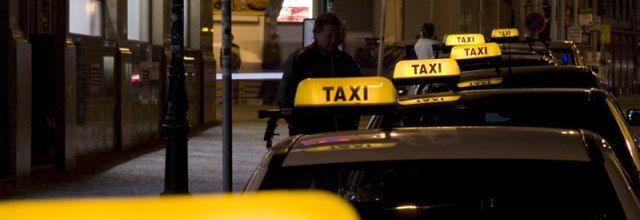 Два десятка таксистов оштрафовали в Симферопольском районе на нарушение ПДД
