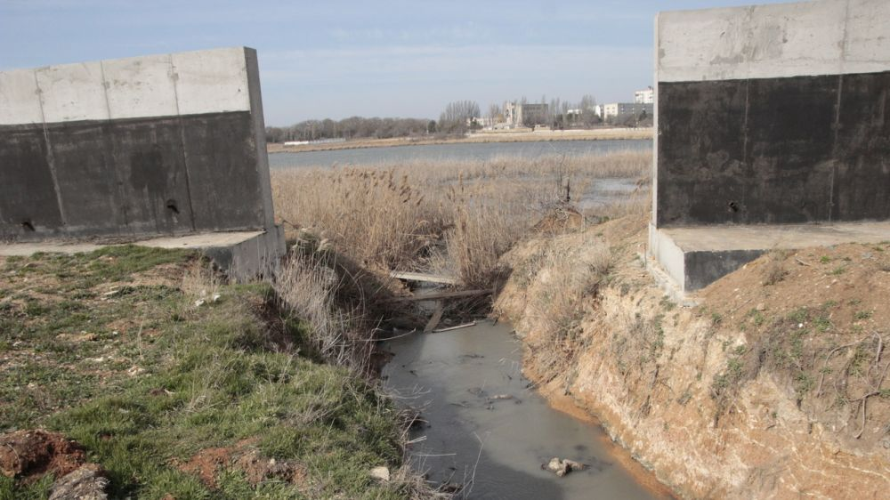 Нужно исключить выход неочищенных сточных вод в лечебное озеро города Саки – Дмитрий Черняев
