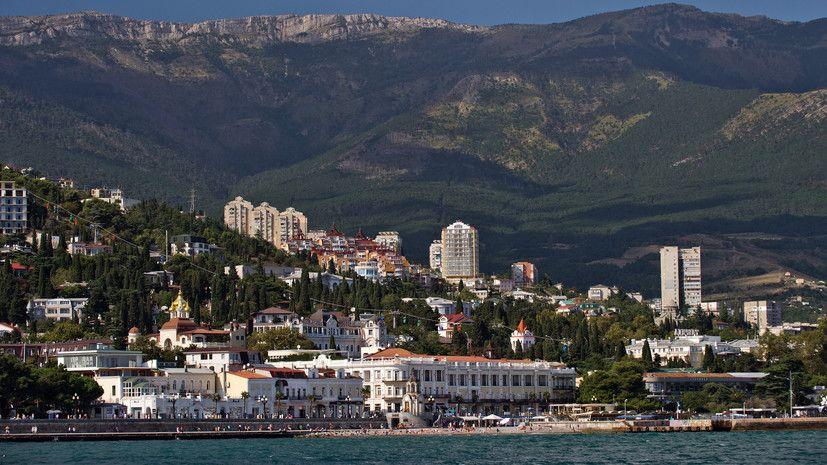 «Пытается создать страшный миф»: в России ответили на заявление главы МИД Украины о Крыме