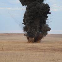 Сотрудники МЧС России провели операцию по обезвреживанию 3-х авиабомб