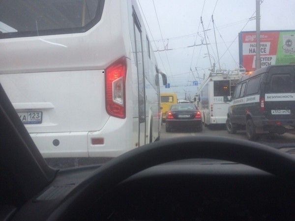Видео установило виновника ДТП в Севастополе