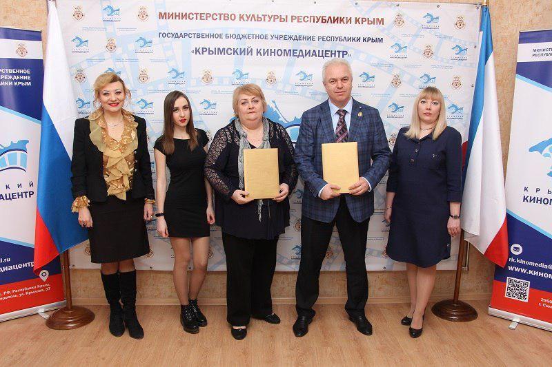 «Крымский киномедиацентр» будет сотрудничать с Алупкинским музеем-заповедником