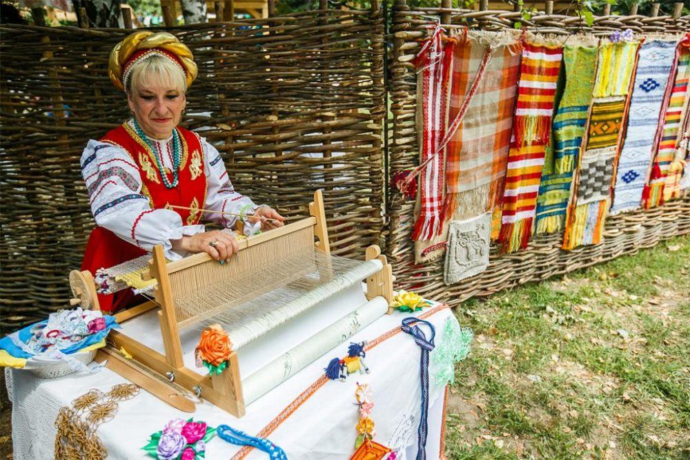 Международный фестиваль народных промыслов «Город ремесел»