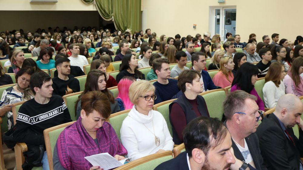 В рамках второго дня III Всероссийской научно-практической конференции обсуждались вопросы финансовой грамотности