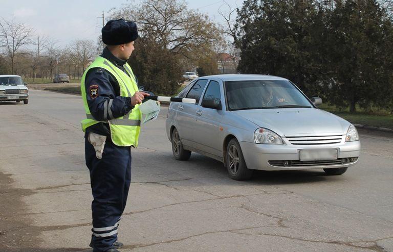 В Евпатории сотрудники ГИБДД подвели итоги мероприятия «Контроль трезвости»