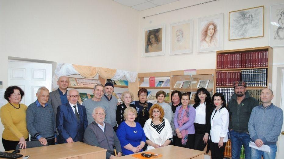В Республиканской крымскотатарской библиотеке состоялся вечер, посвященный 110-летнему юбилею классика крымскотатарской литературы Юсуфа Болата