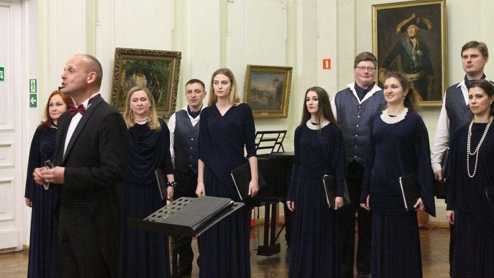 В Симферопольском художественном музее традиционно проходят музыкальные концерты