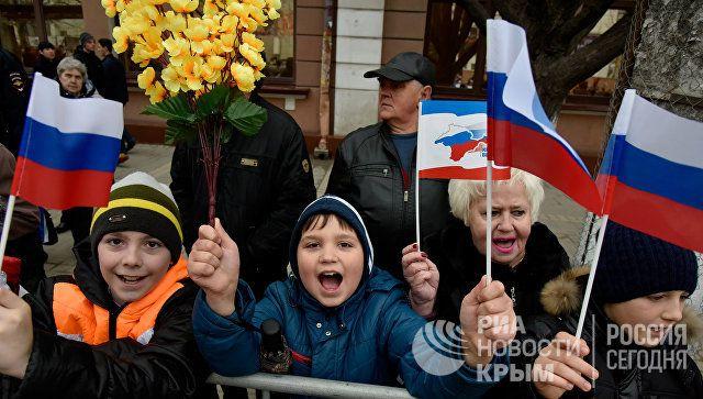 """Гуляем четыре дня: большая афиша мероприятий к годовщине """"Крымской весны"""""""