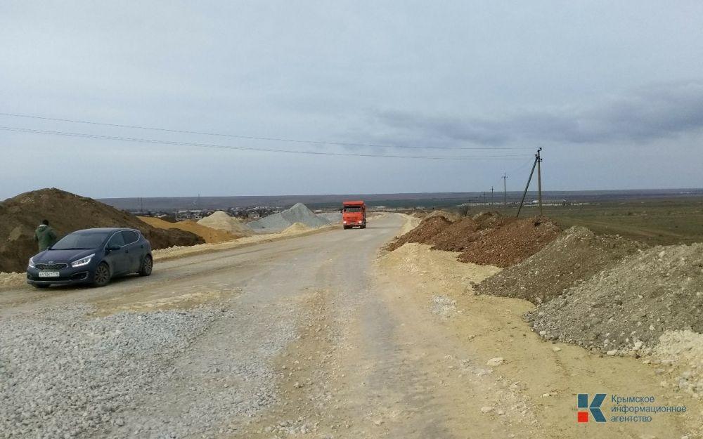 Новые дороги, газ и вода появятся в Оленевке благодаря ФЦП, - Минстрой Крыма