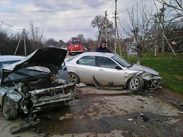 Двое несовершеннолетних пострадали в ДТП в Кировском районе