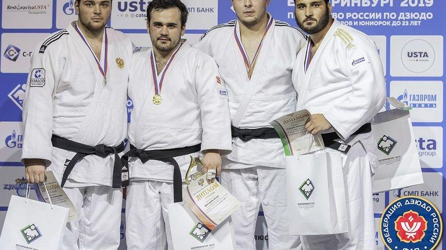 Севастополец Александр Шалимов – бронзовый призер первенства России по дзюдо среди юниоров до 23 лет